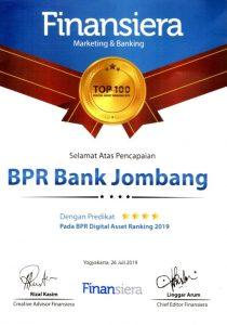 bank-jombang-peroleh-penghargaan-top-100-digital-asset-ranking-bpr-2019